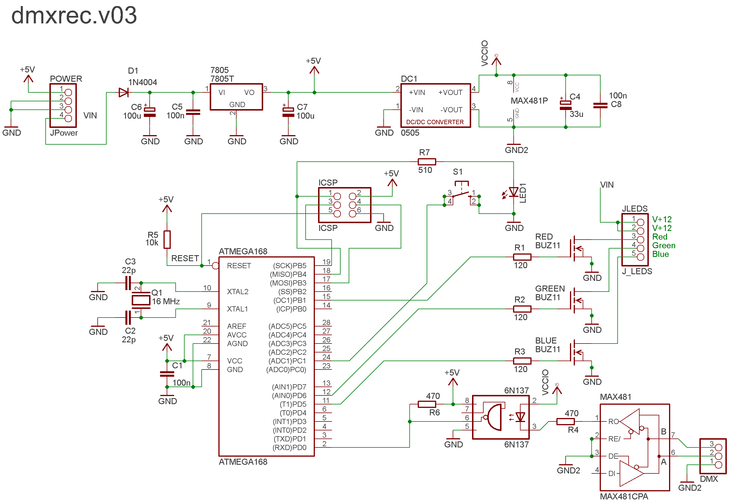 Arduino reference design